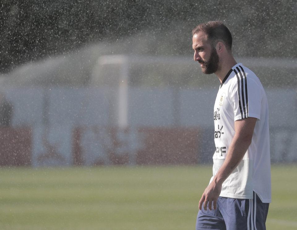 Дебют Игуаина в «Милане» ожидается в игре с «Реалом»