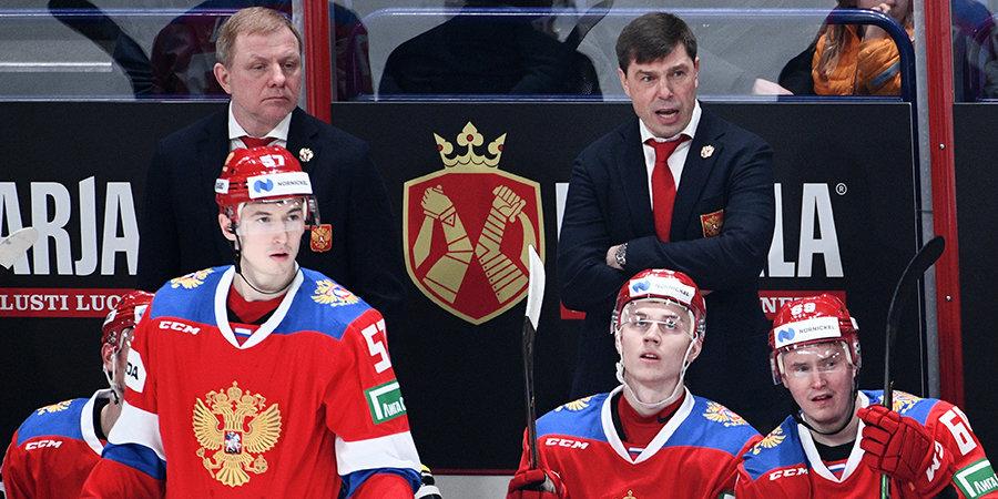 «Мы полностью переиграли финнов. Увы, уступили по счету». Кудашов уступил в дебютном матче как главный тренер, но никто не плакал