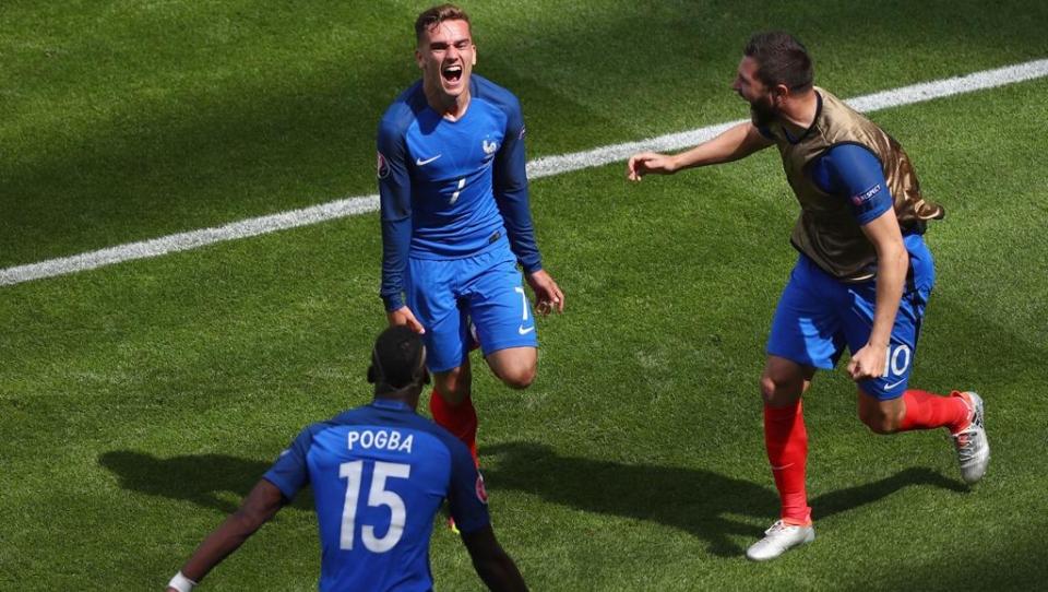 Французы перед ЧМ-2018 сыграют с Италией и США