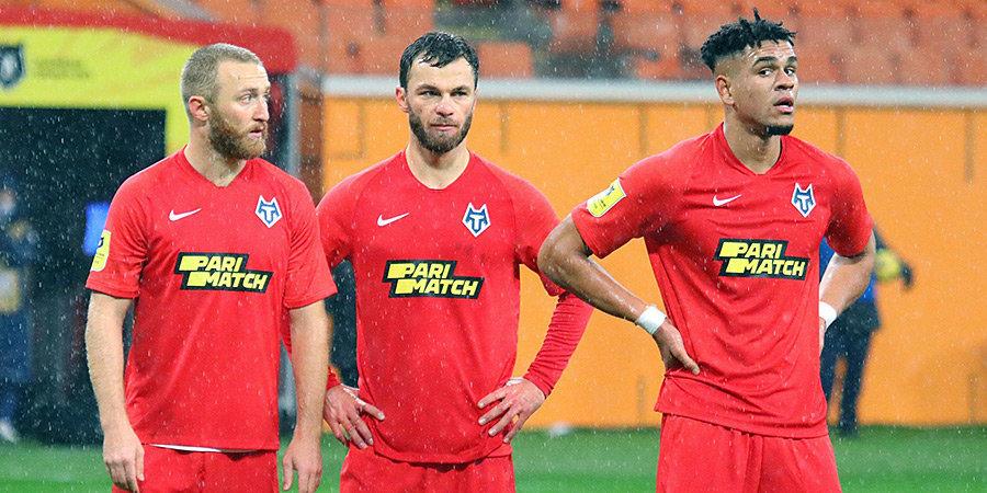Адессойе Ойеволе: «Худяков говорил, если не будет никакого объединения, то команда закроется»