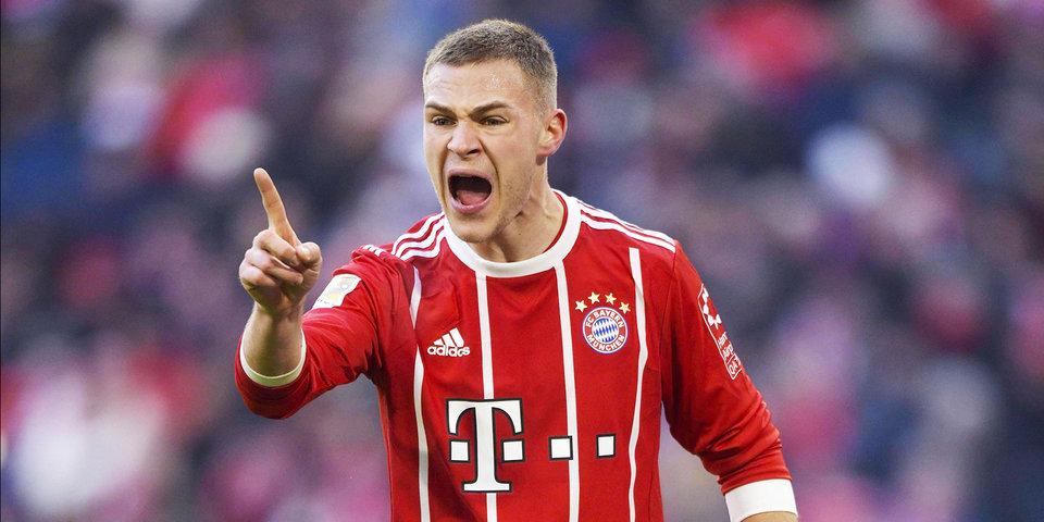 «Бавария» разгромила «Ганновер», «Шальке» сыграл вничью с «Аугсбургом»