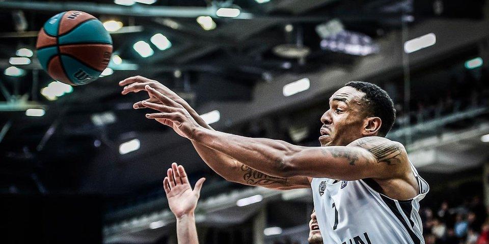 Баскетбольная Лига чемпионов перенесла конец сезона на осень