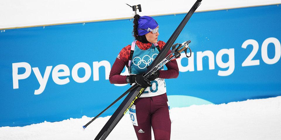 Акимова попала в число 30 участниц масс-старта в Корее