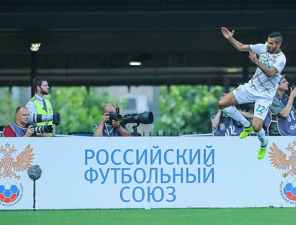 Жонатас: «Грустно прощаться с Казанью, но вы знаете финансовое положение клуба»