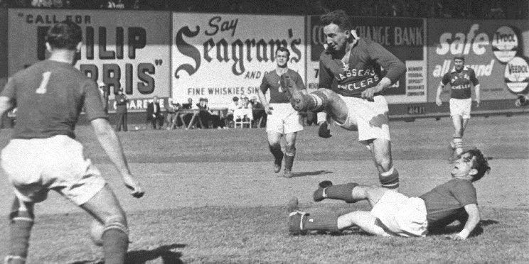 ЧМ-1934. Как футболист-любитель выбил Мексику из турнира за три дня до старта