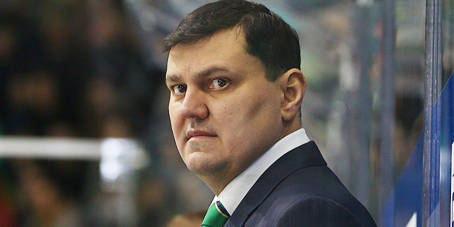 Николай Цулыгин: «Было очень приятно победить «Авангард», потому что почти никто не верил в «Салават»