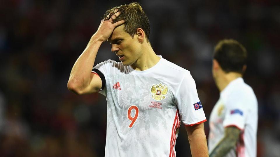 Сборная России проиграла в Катаре, Кокорин не забил пенальти