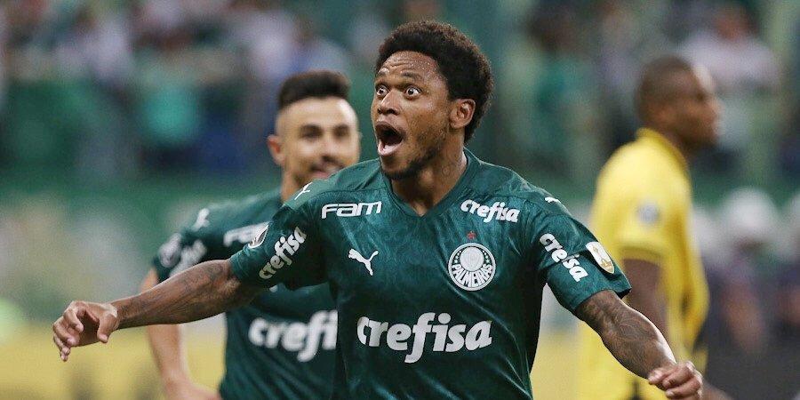 «Палмейрас» проиграл «Ривер Плейт», но смог выйти в финал Кубка Либертадорес