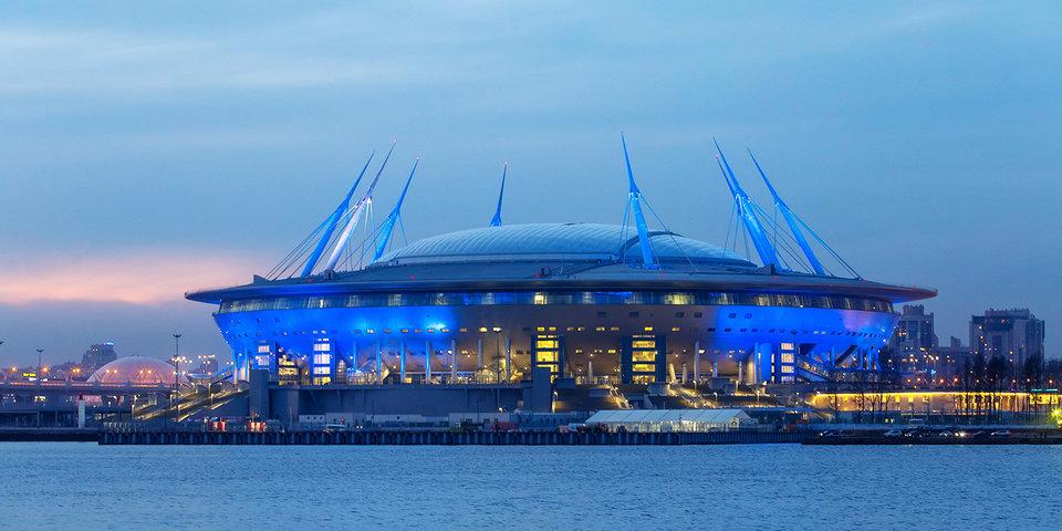 «Зенит» и здесь первый. Топ-5 самых посещаемых стадионов РФПЛ