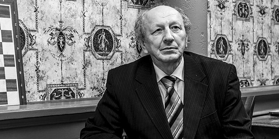 Умер гроссмейстер Евгений Свешников