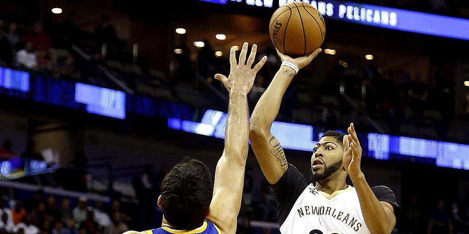 Дэвис круче Джордана и еще 4 сюжета недели в НБА