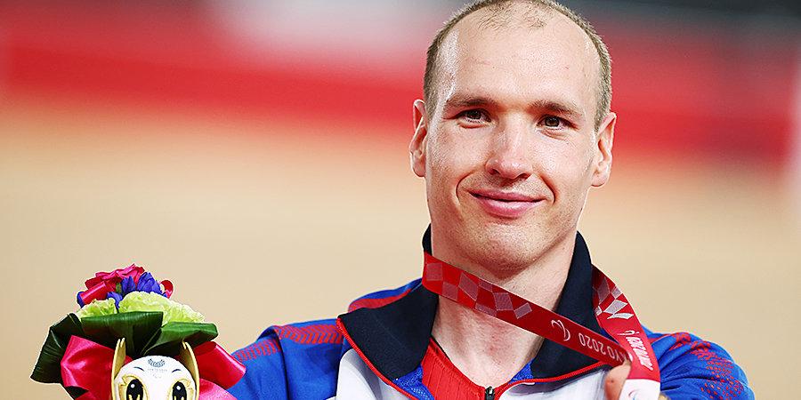 Михаил Асташов: «Золотая медаль Паралимпиады на удивление тяжеловата, я думал, что будет легче»