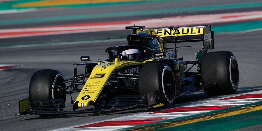 «Рено» в ближайшие дни объявит о контракте с новым гонщиком