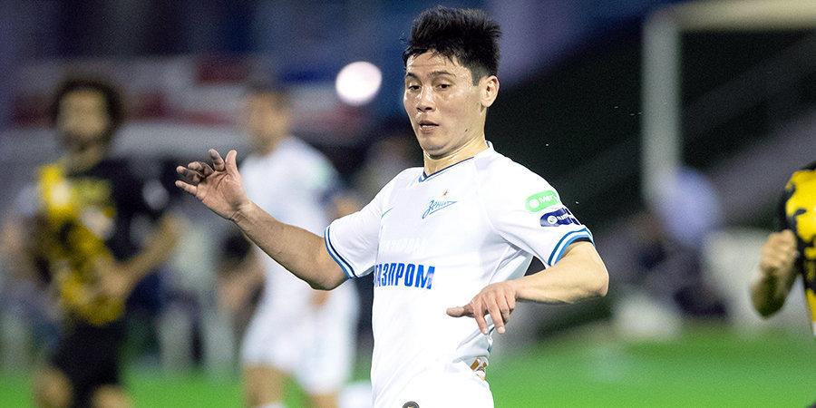 «Этот парень действительно все еще играет в чемпионате Казахстана? Вы серьезно?» Подробности о просмотре Исламхана в «Зените»