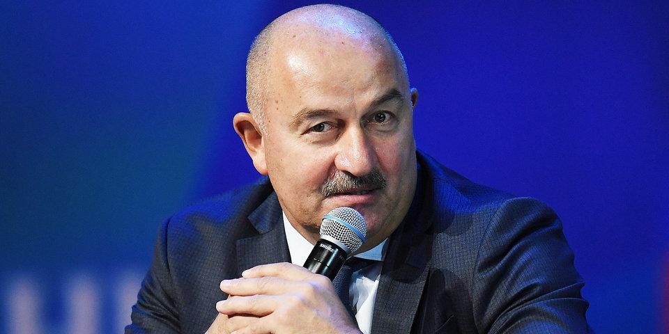 Черчесов признан тренером года по версии Минспорта России