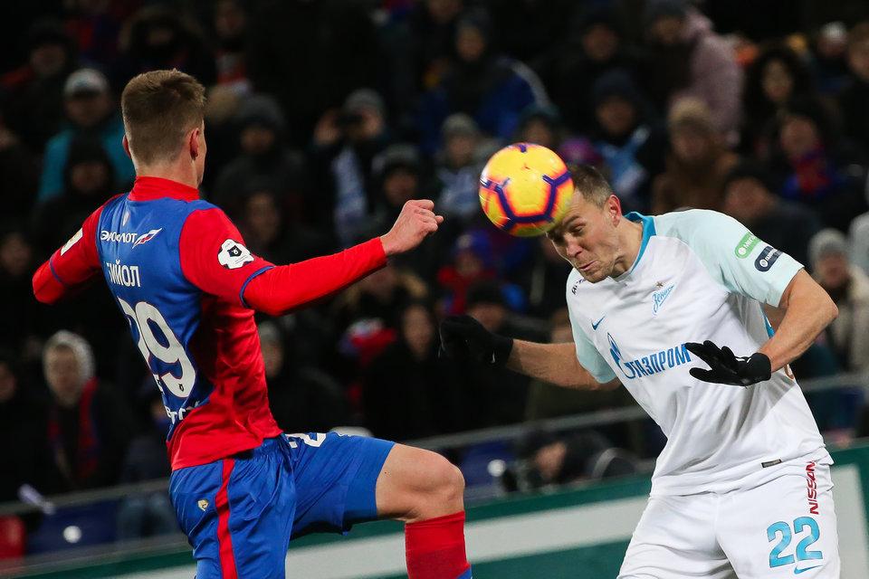 Денис Попов: «Нет мысли, что «Зенит» может покатиться и повторить путь прошлого сезона»