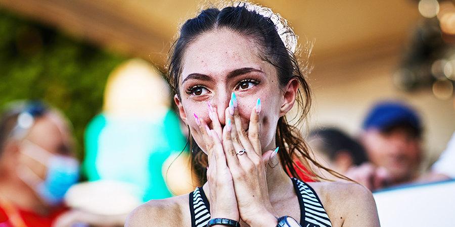 Халилова выиграла юниорский чемпионат Европы в ходьбе на 10 000 метров