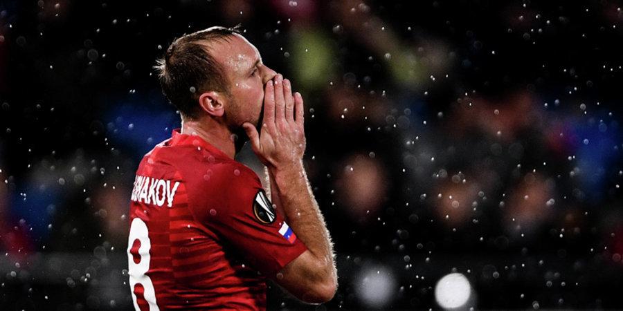 Олег Кононов: «Глушаков готов, но он не попал в стартовый состав по другим причинам»