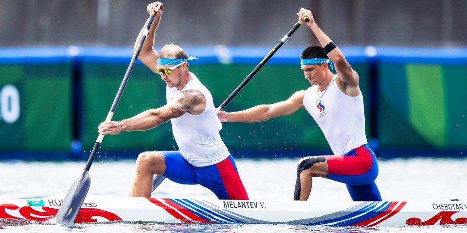 Мелантьев и Чеботарь взяли бронзу чемпионата мира в каноэ-двойках на 500 метров