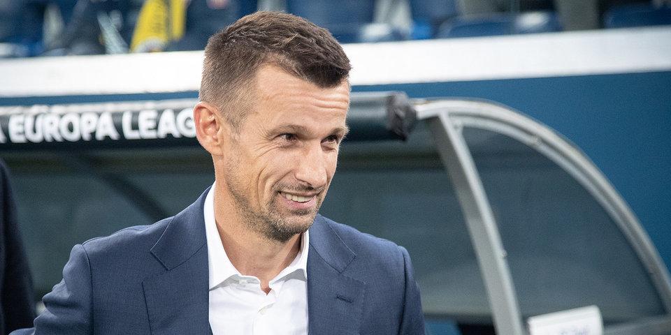 Семак первым выиграл чемпионат России в качестве футболиста и главного тренера