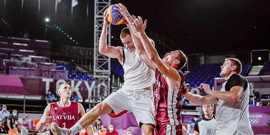 Смотрите баскетбол 3x3 из Токио, и вы полюбите его навсегда. Президент Франции уже это сделал
