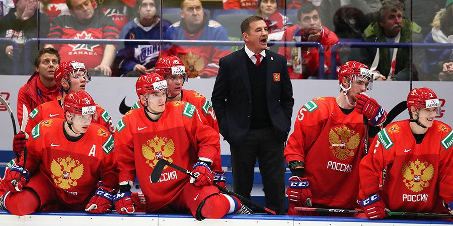 Ларионов может присоединиться к Брагину на чемпионате мира. Что мы узнали из пресс-конференции ФХР