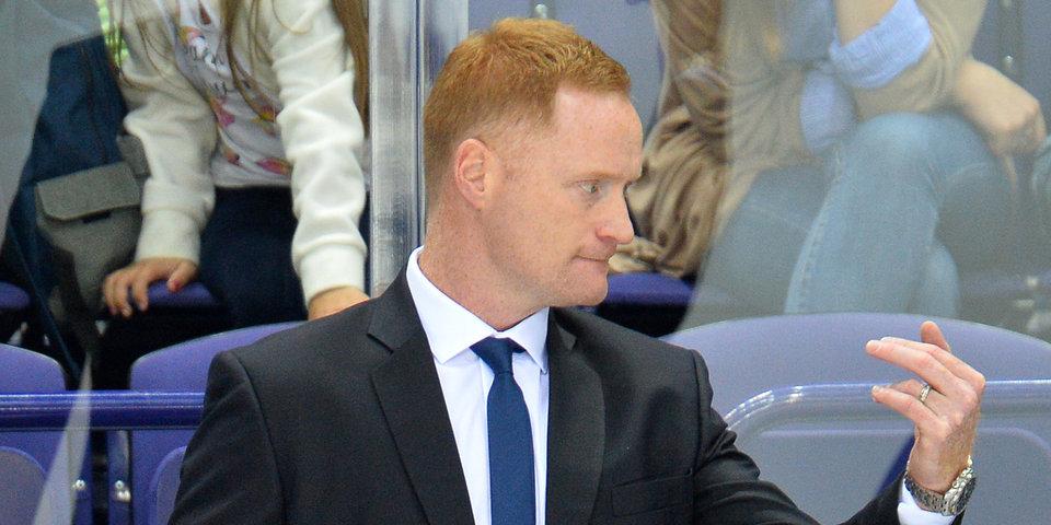 Дуайер остается главным тренером минского «Динамо»