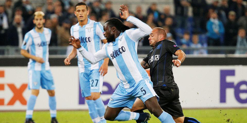 «Лацио» вышел в 1/16 финала Лиги Европы, Рауш помог «Кельну» обыграть БАТЭ