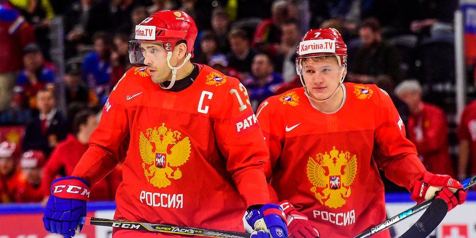 Россия - Швейцария 4:3. Все голы