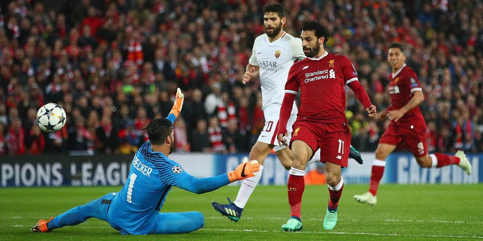 Салах и «Ливерпуль» уничтожали «Рому», а потом подарили ей шанс! Голы и лучшие моменты