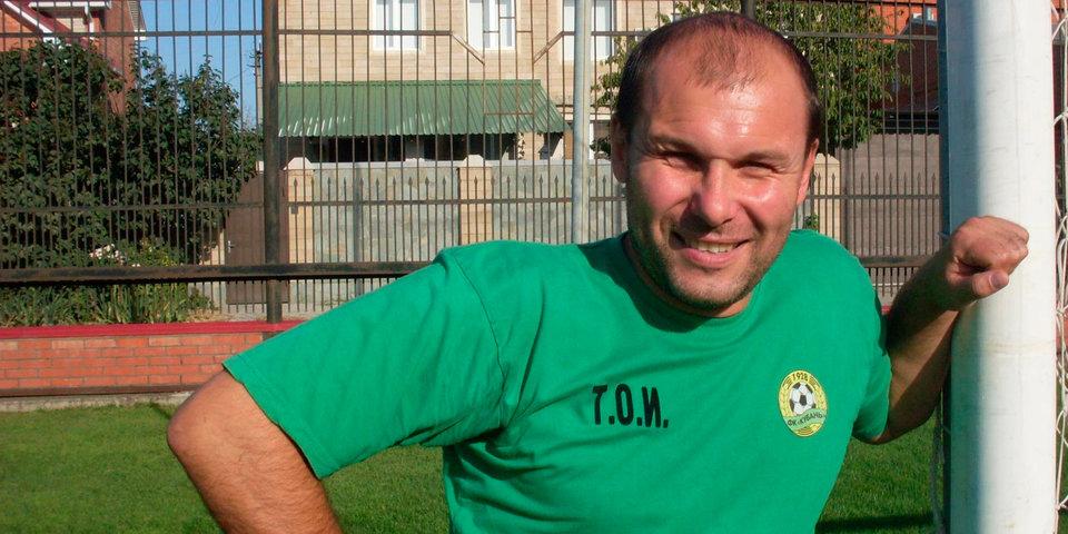 Терехин вошел в структуру клуба ПФЛ