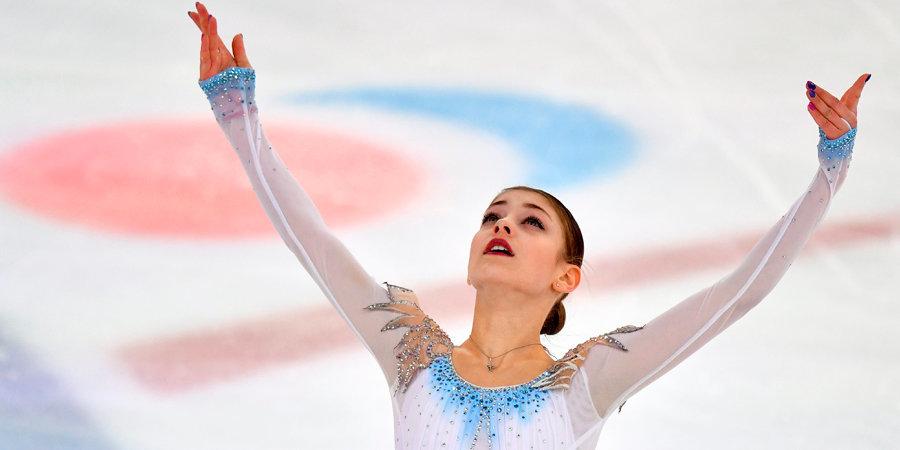 Алена Косторная — о конкуренции с Трусовой: «Она прыгает и прыгает, а ты стоишь у бортика и смотришь»