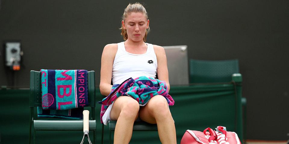 Александрова вышла во второй круг турнира в Австрии