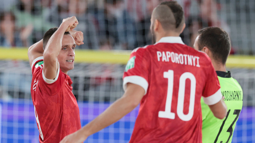 Юрий Горчинский: «Уверен на 99 процентов, что наши ребята станут чемпионами мира, потому что они просто должны»