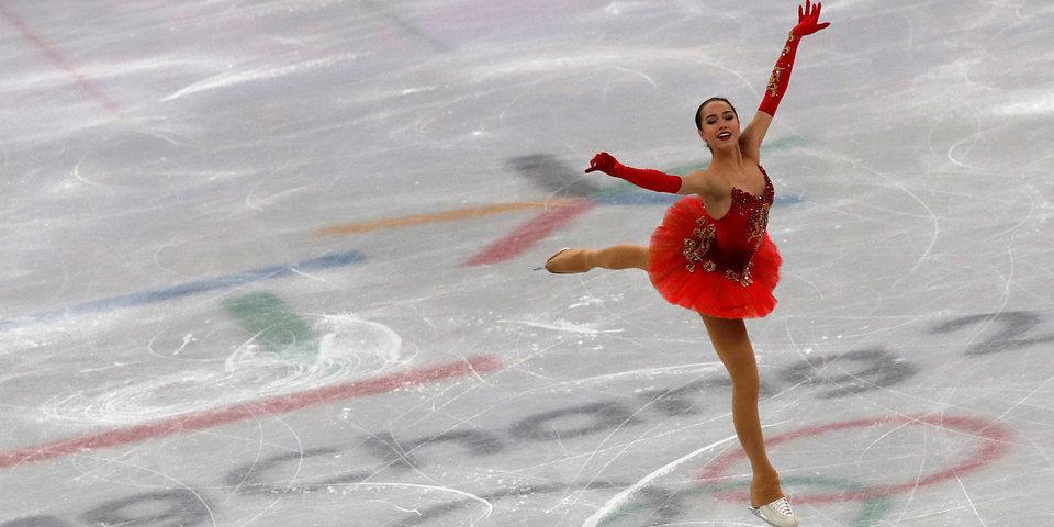 15-летняя Загитова – вторая среди самых молодых олимпийских чемпионок в фигурном катании