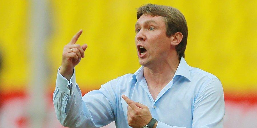 Андрей Талалаев: «В игре с Молдавией Черчесов отработает план «Б»