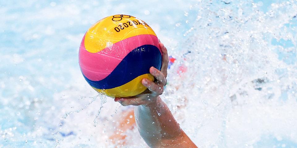 Определились пары полуфиналистов Олимпиады по водному поло
