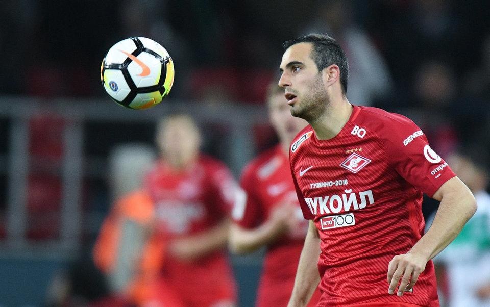 Никола Максимович: «Жаль, что не стал чемпионом со «Спартаком»