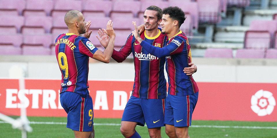 «Барселона» в серии пенальти обыграла «Реал Сосьедад» и вышла в финал Суперкубка Испании