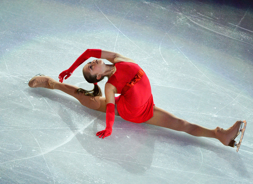 Плющенко рассказал об участии Липницкой в ледовом шоу