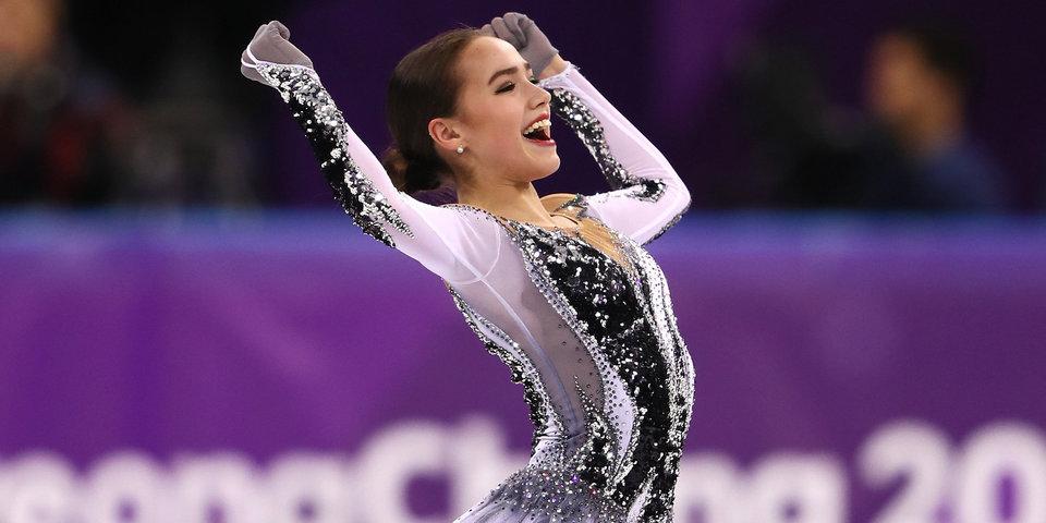 Загитова стала абсолютной мировой рекордсменкой в одиночном катании