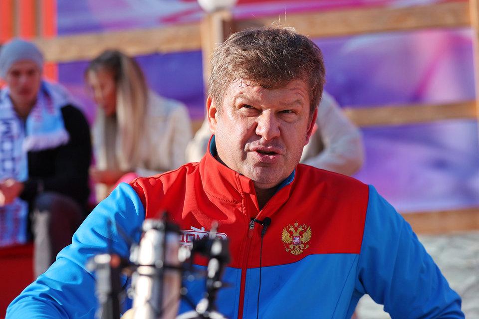 Дмитрий Губерниев: «Очень достойный результат, но игры как таковой у «Локомотива» мало»