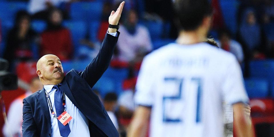 Борис Игнатьев: «Наша сборная уже доказала, что практически все зависит не от соперника, а от нее самой»