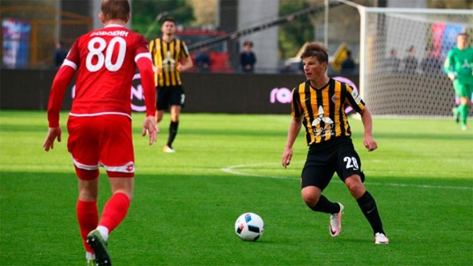 «Кайрат» Аршавина сыграл вничью с албанцами в Лиге Европы