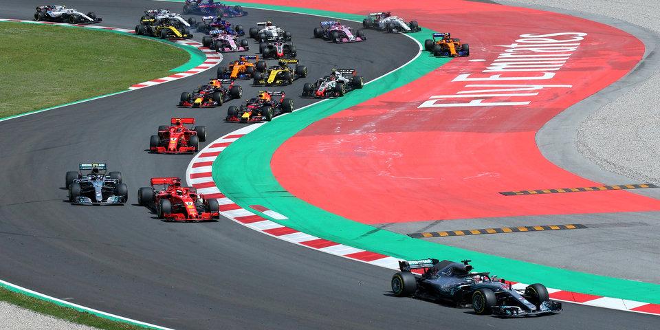 «Формула-1» может отменить Гран-при Испании из-за новой волны коронавируса