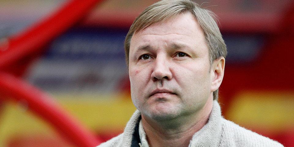Юрий Калитвинцев: «Пропустили первыми, но никакой паники не было»
