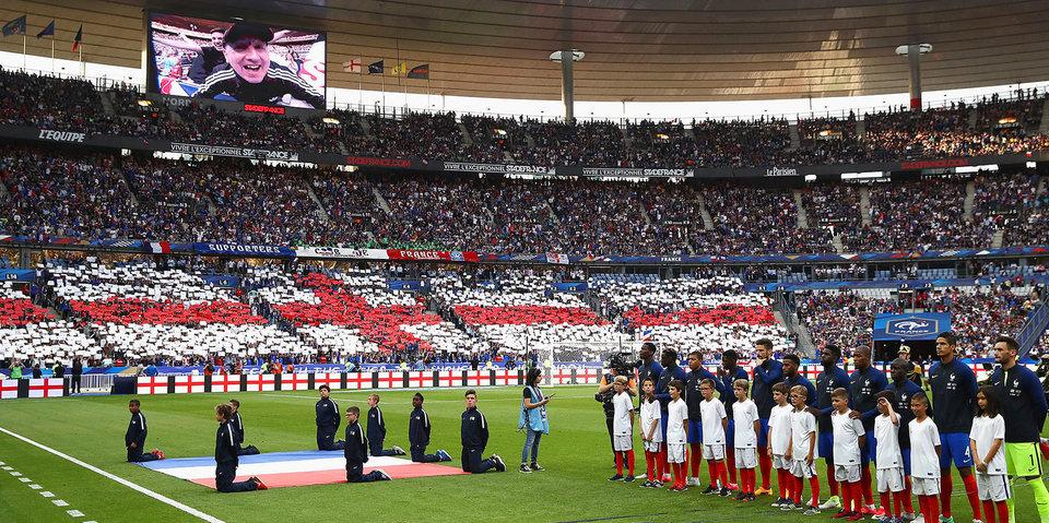 Минута из матча Франция – Англия, которая заставит вас прослезиться