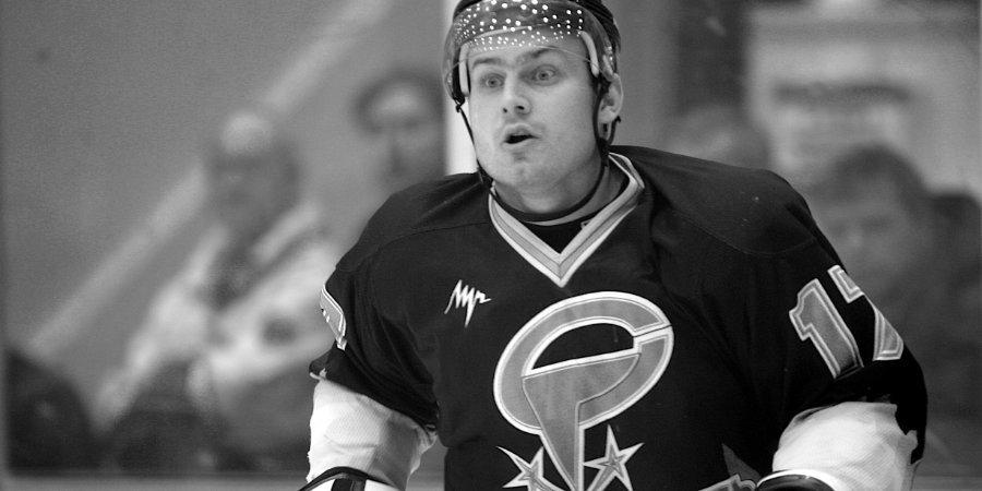 Экс-хоккеист «Лады» и «Вашингтона» Тезиков скончался в 42 года