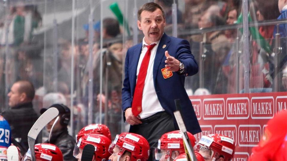 Олег Знарок: «Ничего у меня внутри сидеть перед Канадой не будет, я – не мальчик 18-летний»