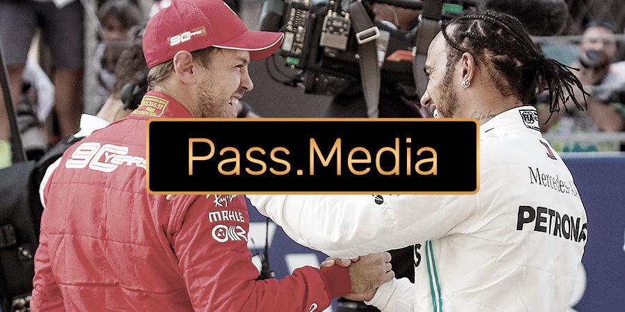 Смотреть «Формулу-1» на «Матче» станет удобнее. Для этого необходим аккаунт Pass.Media